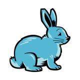 Bunny Rabbit. A vector illustration of a cute bunny rabbit Royalty Free Stock Photo