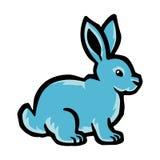 Bunny Rabbit. A vector illustration of a cute bunny rabbit Stock Photography