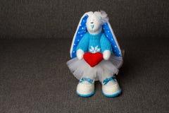 Bunny Soft Toy Photos libres de droits