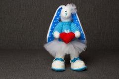 Bunny Soft Toy Image libre de droits