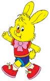 Bunny (vector clip-art) Stock Photos