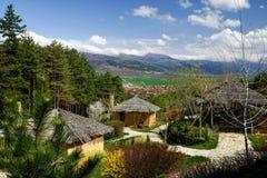 Bunovodorp, Bulgarije stock afbeeldingen
