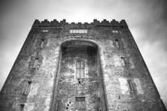 bunratty城堡爱尔兰 库存图片