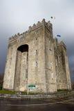 bunratty城堡 图库摄影
