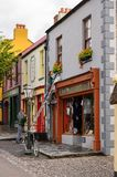 Bunratty , an authentic small village in County Clare, Ireland Stock Photos