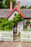 Bunratty , an authentic small village in County Clare, Ireland Royalty Free Stock Image