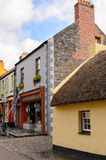 Bunratty , an authentic small village in County Clare, Ireland Stock Image