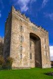 Bunratty castle in Co. Clare. Ireland Stock Photos