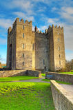 Bunratty castle in Ireland Stock Photos