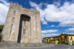 Bunratty castle in Co. Clare, Ireland. Royalty Free Stock Photography