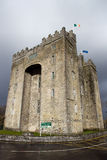 Bunratty castle Stock Photography