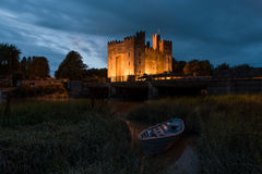 Bunratty Castle 20-09-2016 Stock Photography