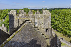 Bunratty Castle & Folk Park Royalty Free Stock Images