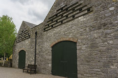 Bunratty Castle & Folk Park Royalty Free Stock Photography