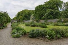 Bunratty Castle & Folk Park Stock Photo