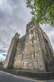 Bunratty castle in Ireland Stock Photography