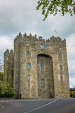 Bunratty castle in Ireland Stock Photo