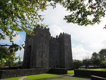 Bunratty Castle Ireland Stock Photography
