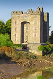 Bunratty castle at the river Stock Photos