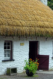 Bunratty Cottage stock photos
