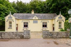 Bunratty , an authentic small village in County Clare, Ireland Royalty Free Stock Photo