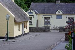 Bunratty Main Street Stock Photos