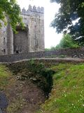 Bunratty Medieval Castle Stock Image