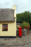 Bunratty Postbox Lizenzfreie Stockfotos
