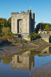 bunratty slott Royaltyfria Bilder