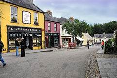 Bunratty Village Royalty Free Stock Photos