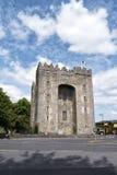 bunratty zamku Zdjęcie Royalty Free