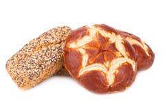 Buns of bread Stock Photo