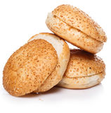 Buns for burger Royalty Free Stock Photography