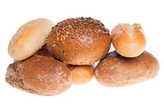 Buns Royalty Free Stock Images