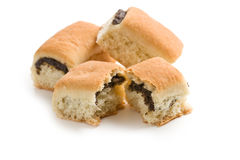 Buns with poppy Royalty Free Stock Image