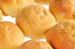Buns, standing in a row Stock Photography