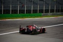 Bunt Ściga się R-One AERs LMP1 test przy Monza zdjęcie stock