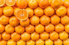 Bunt av apelsiner arkivbilder