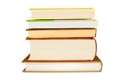 Bunt av böcker. Royaltyfri Foto