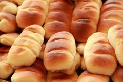 Bunt av bröd Arkivbilder
