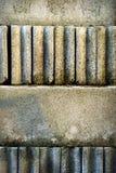 Bunt av konkreta tegelstenar Royaltyfria Foton