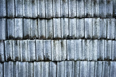Bunt av konkreta tegelstenar Royaltyfri Foto