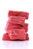 Bunt av nytt nötkött arkivbild