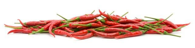 Bunt av peppar för varm chili Royaltyfri Bild