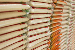 Bunt av Rice Arkivfoton