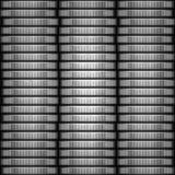 Bunt av silvermynttextur Fotografering för Bildbyråer