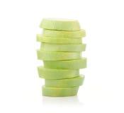Bunt av skivor för grönsakmärg Royaltyfri Foto