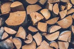 Bunt av vedträ abstrakt bakgrundsclosejournal upp trä arkivfoton