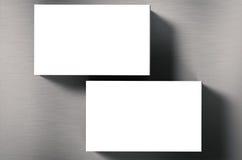 bunt för namn för blanka kort Fotografering för Bildbyråer