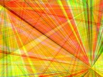 Bunt vom abstrakten Streifenhintergrund Vektor Abbildung